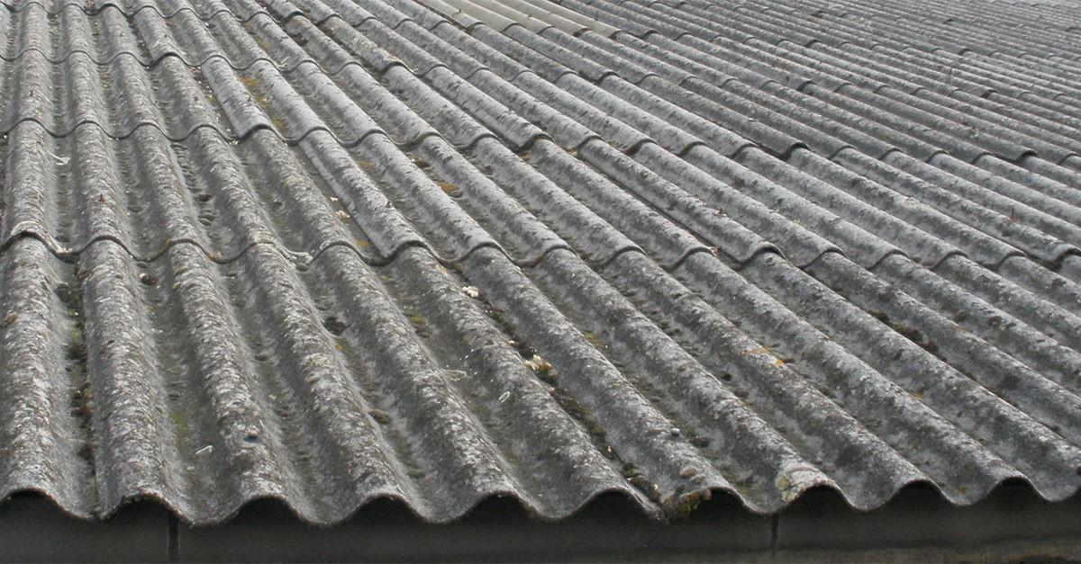 Asbestregeling/Verwijder uw asbestdak