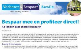 Aa-landen gaat energie besparen - Zwolle